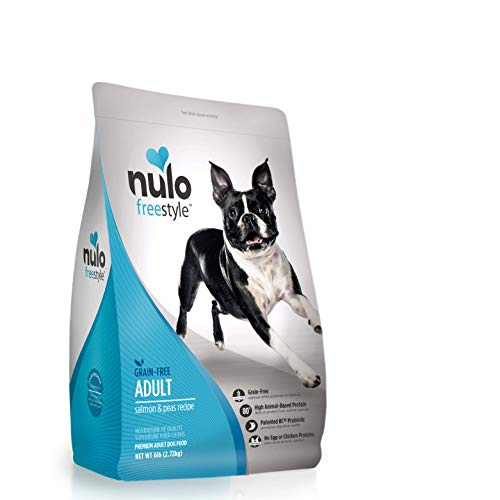 Nulo Adult Dog Food: Grain Free, All Natural