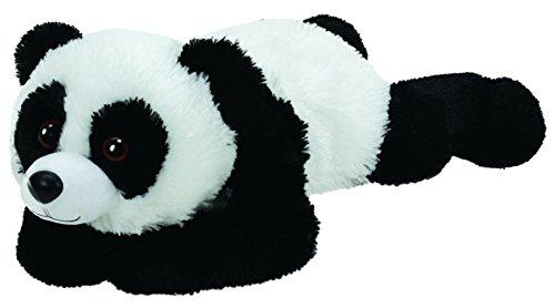 TY 50071 Classic Plüsch-Paige Panda, 33 cm, schwarz/Weiss