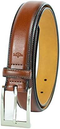 Dockers Men s 1 25 in Wide Dress Casual Belt tan 38 product image