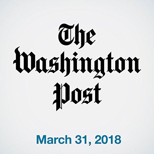 March 31, 2018 copertina