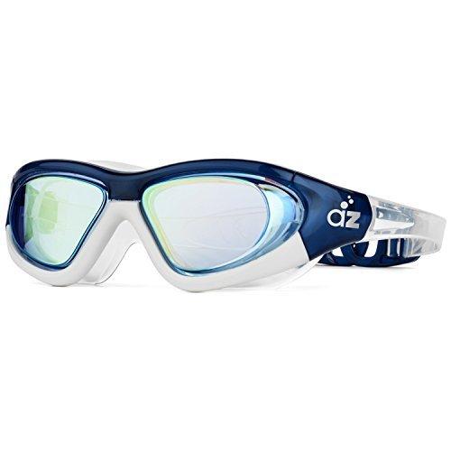 Aquazone Swim Goggles Wide Frame