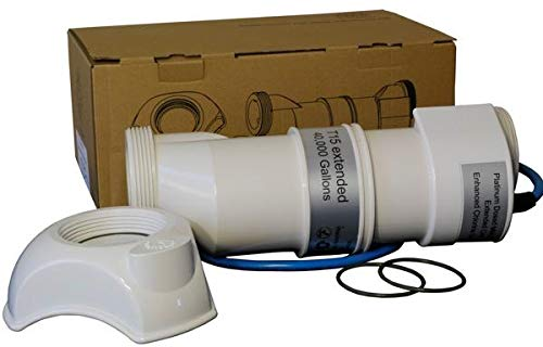 Nu Cobalt T15 Salt Water chlorinator Cell. NC T-15 Combo White Body. 2 Years USA Warranty. (Not Made by Hayward)