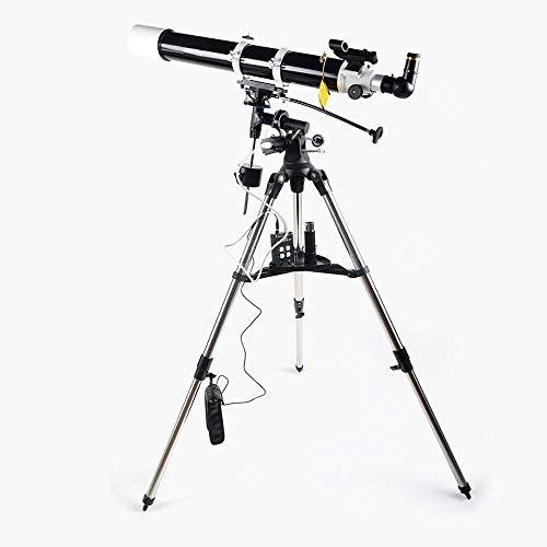 MWKLW Fernglas-Spektive, Teleskope Verbesserte verbesserte Version von 80Dx Hd Star Reward Moon mit hoher Vergrößerung im Freien