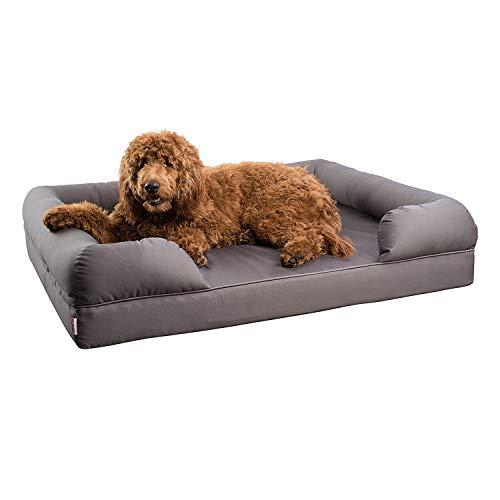 Petlo Orthopedic Pet Sofa Bed