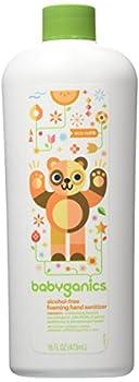 BabyGanics Hand Sanitizer Mandarin Refill - 16 Ounces
