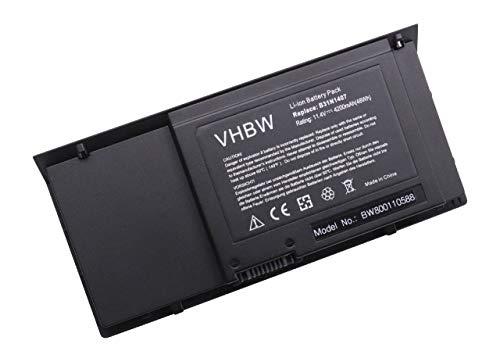 vhbw Li-ION Batterie 4200mAh (11.4V) pour Ordinateur Portable, Notebook ASUS B451JA-FA083G, Pro Advanced B451JA-XH52 comme B31N1407, 0B200-01120000.