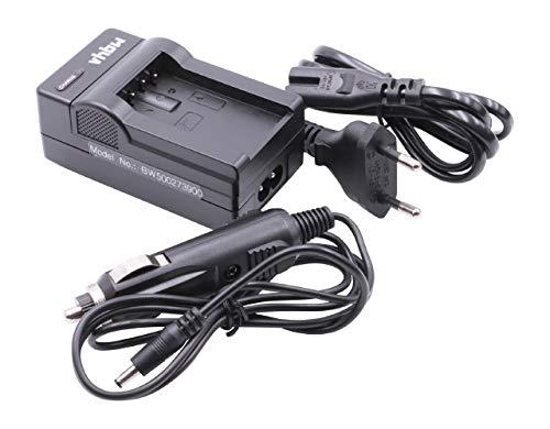 vhbw Cargador Compatible con Kodak EasyShare CX6330, CX7220, CX7300, CX7430 Baterías de...