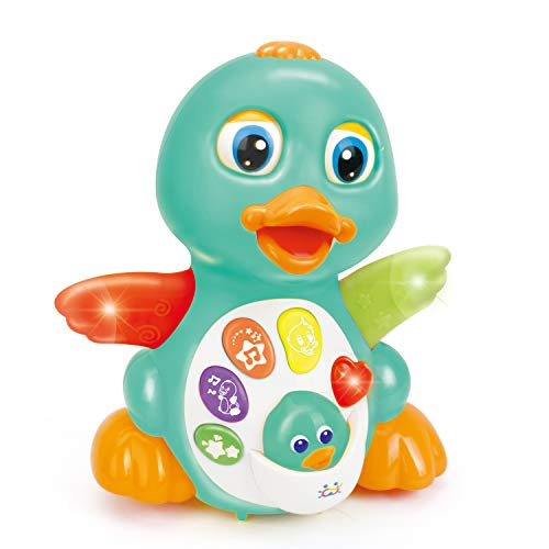 Musical Light Up Dancing Duck- Amazon Exclusive - Infant, Baby and Toddler...