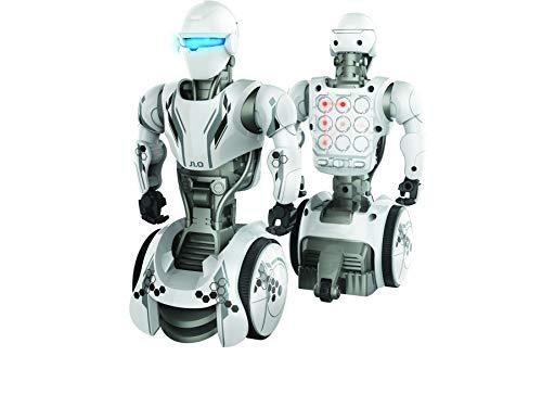 Ycoo by Silverlit - Junior 1.0 - Robot Juguete Programable con Panel Táctil 21 cm - Graba un Recorrido Que podrá Hacerlo él Solo
