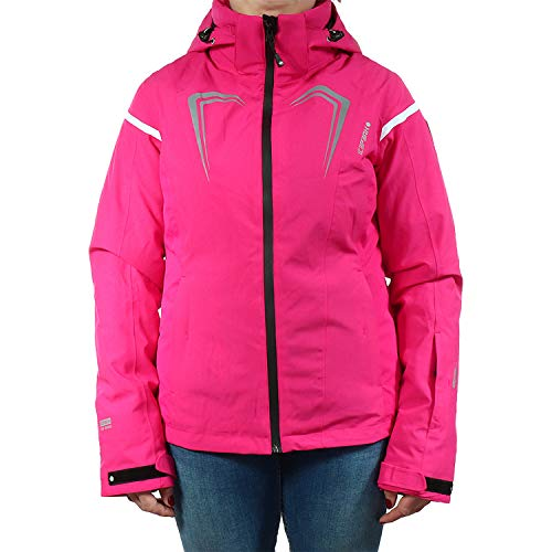 Icepeak dames winter jas Nanette lichtblauw 253116839I