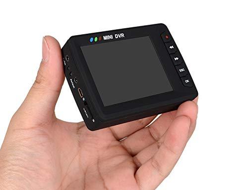 Camara Espia Mini Camara 2.7 Pulgadas De Pantalla Angel Eye Mini Sistema De Grabación De Video Portátil Botón Dvr Cámara Grabadora De Video