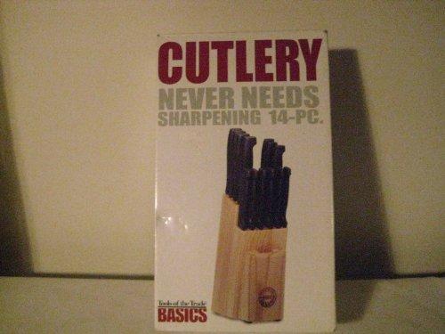 Cutlery Knife set 14 pc