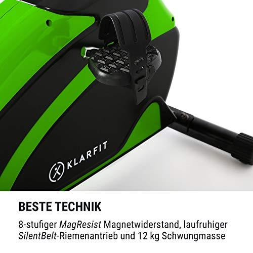 Klarfit Relaxbike 60 SE Liege-Ergometer Bild 3*