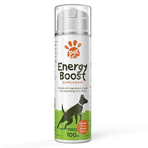 PetExx Energy Boost 100ml - vet formulation amino acids and B vitamins for pets