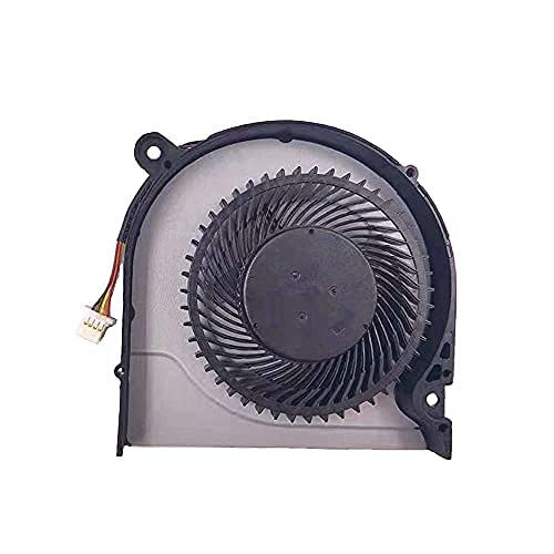 QUETTERLEE New Laptop CPU Cooling Fan for Acer Helios 300 G3-571 G3-572 G3-573 N17C1 N17C6 PH315-51 PH317 A314-31 A515 A515-41 A515-52 AN515 AN515-41 AN515-51 AN515-52 Series DFS541105FCOT FJN1 Fan