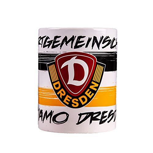 SG Dynamo Dresden Kaffeetasse Big Sportgemeinschaft