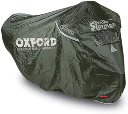 OXFORD STORMEX OUTDOOR WATERPROOF MOTORCYCLE COVER CV331 MEDIUM