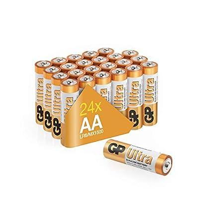 Ultra Alkaline AA Parent Listing Batteries for GP batteries