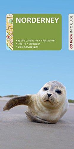 GO VISTA: Reiseführer Norderney: Mit Faltkarte und 3 Postkarten (Go Vista Info Guide)