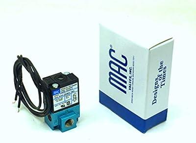 Mac 35a-aaa-ddba-1ba Boost Control 35a 12v-dc 1/8 In Npt Solenoid Valve B238300 from MAC