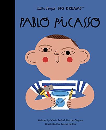 Pablo Picasso (74) (Little People, BIG DREAMS)
