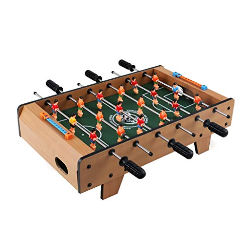 Find Bargain Football Table Foosball Tables Football Games Wood Fiberboard ABS Plastic Healthy and N...