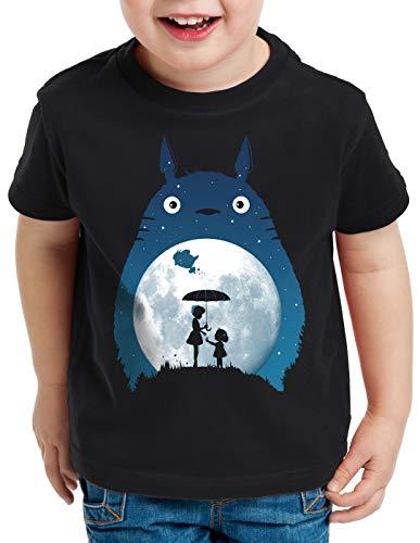style3 Satsuki und MEI T-Shirt für Kinder Totoro Mein Nachbar Tonari no, Größe:128