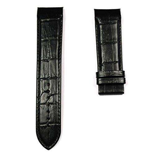 Tissot Couturier Chronograph Auto schwarz Strap Größe XL t610028594