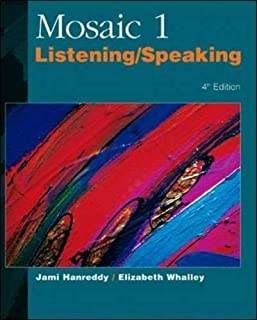 Mosaic 1: Listening and Speaking