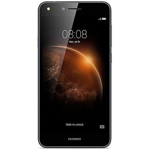 HUAWEI Y6 II Compact Dual SIM 16 GB 12,7cm 5 Zoll Black