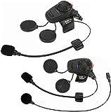 Sena SMH5D-UNIV Auricolare e Interfono Bluetooth per Scooter e Motocicli...