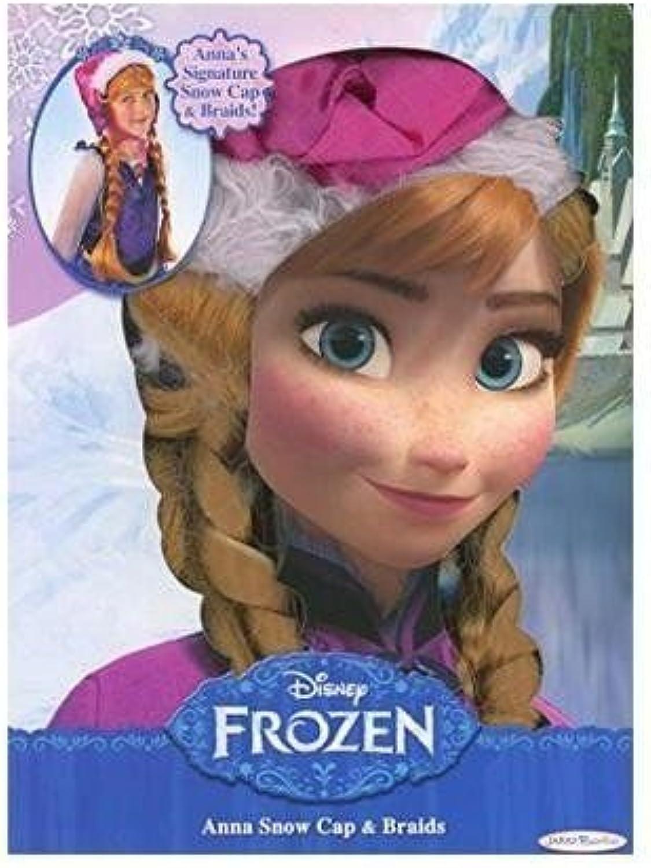 Disney Frozen Anna's Snow Cap and Braids by Disney Frozen