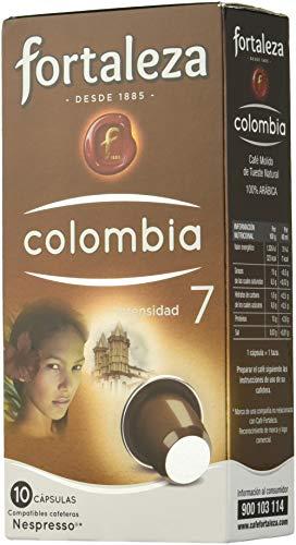 Café Fortaleza - Cápsulas de café de Colombia Compatibles
