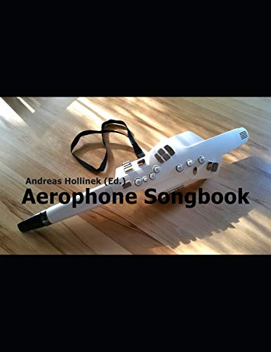 Aerophone Songbook: Simply playing the Aerophone