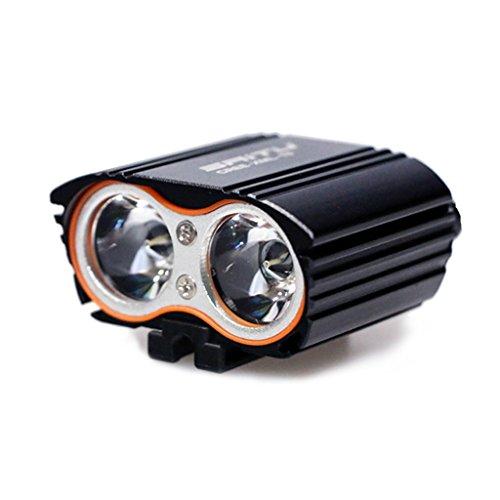 Qsjb 98g Super Bright -Bike Luces USB Recargable LED luz de