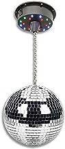 LED Mirror Disco Ball Party Light