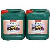 Canna Coco a + b 1, 5, 10L Veg & Flower para plantas Base Nutrientes Hidropónicos