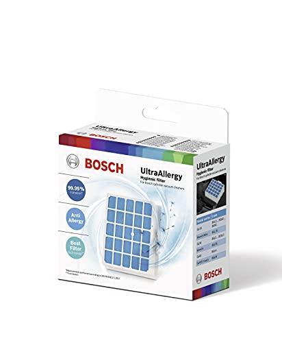 Bosch 1x Hygiene-Filter für Staubsauger UltraAllergy, BBZ156UF, 99.99 % Filtration von Bakterien, passend für Reihen GL-20, GL-25 MoveOn Mini, GL-30, GL-35 MoveOn, GL-40, GL-40S Cosyy'y