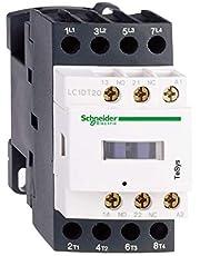 Schneider Electric LC1DT25P7 TeSys D, Contactor, 4P(4 NA) AC-1, 440 V 25 A, bobina 230 V CA 50/60 Hz
