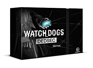 Watch Dogs - DedSec Edition (PC DVD) (B00CJ99330) | Amazon price tracker / tracking, Amazon price history charts, Amazon price watches, Amazon price drop alerts