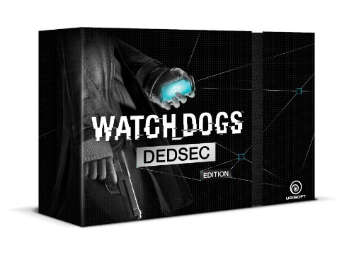 Watch_Dogs DEDSEC Edition [Region 2] [Blu-ray]