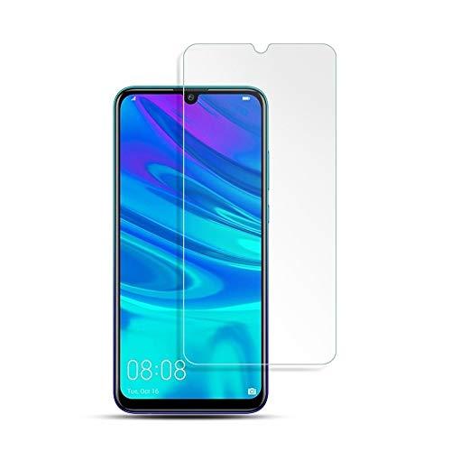 YHMC AYHC AYDD 0.33mm 9h 2.5d película de Cristal Templado para Huawei Honor 10 Lite/P Smart (2019) / Honor 10i (Color : Transparent)