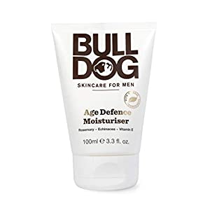 Bulldog Age Defence Moisturiser for Men 100ml - Bulldog Anti Aging