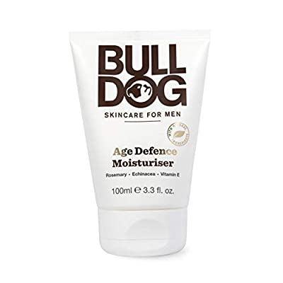 Bulldog Age Defence Moisturiser for Men 100ml
