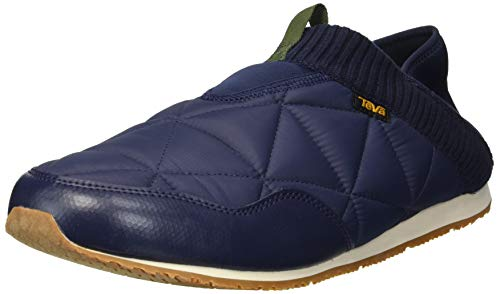 Teva Herren Ember MOC Shoe Mens Sneaker, Midnight Navy, 39.5 EU