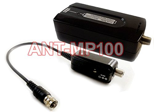 Premium HD TV Signal Amplifier with 15 dB Gain and Ultra Low Noise