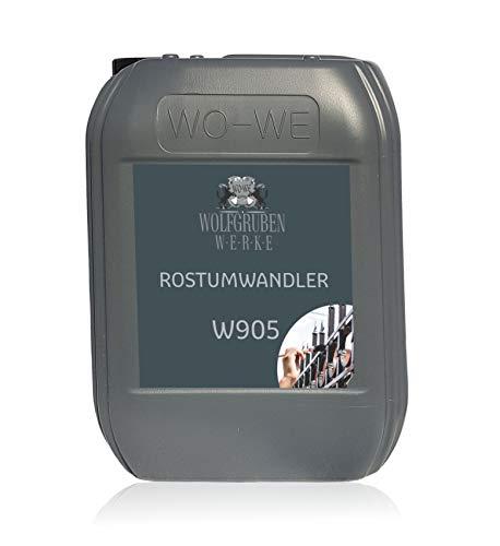 Rostumwandler Rostschutz Rostlöser Eisen Metall Entroster Grundierung W905-5L