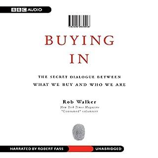 Buying In audiobook cover art