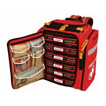 MobileAid First Responder Trauma First Aid Kit (31415)