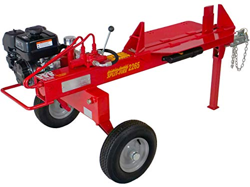 Great Features Of SPLIT-FIRE 2-Way Log Splitter Model: 2265 [Kohler Engine]